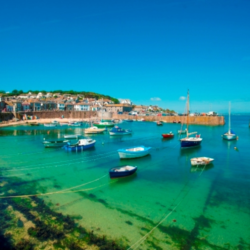 Mousehole Harbour Group tours
