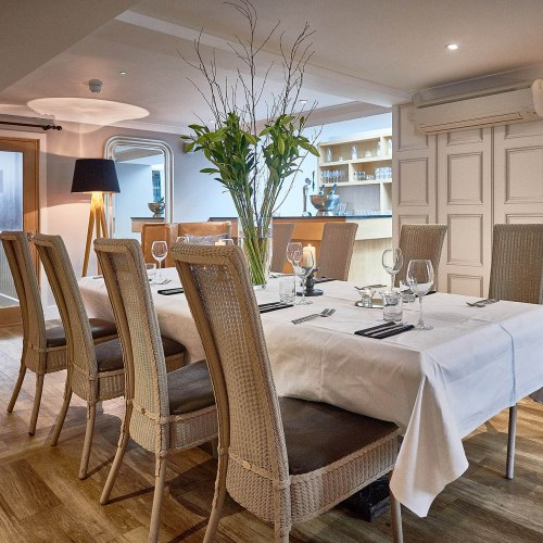 Private dining groups Cornwall