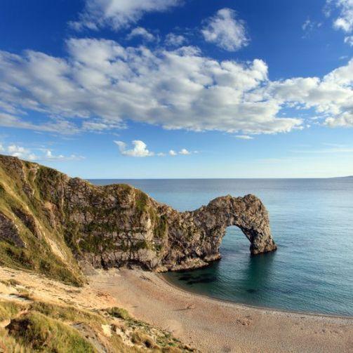 Dorset's Jurassic Coast Durdle Door